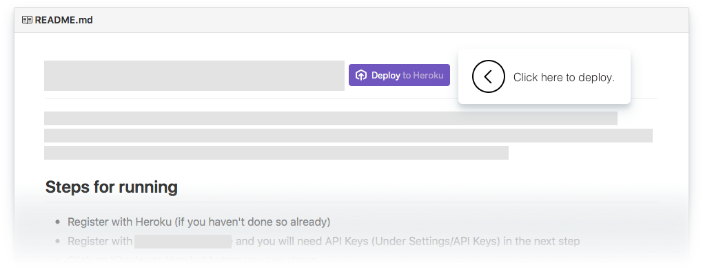 Deploy to Heroku